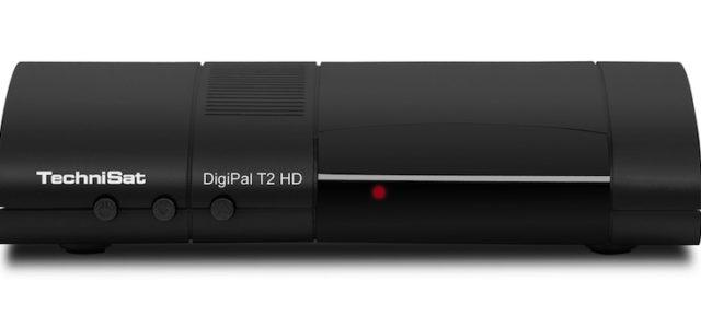 Mit DigiPal T2 HD ab sofort Antennenfernsehen in HD genießen