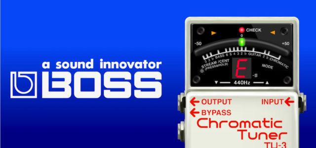 Neue BOSS Tuner App: Kostenlose App für Smartphones und Tablets