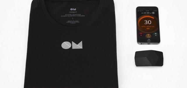 Trainieren Sie effizient und erfolgsorientiert mit dem OM Smart Shirt