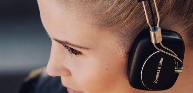 Bluetooth-Kopfhörer Bowers & Wilkins P5 Wireless – kabellos und clever