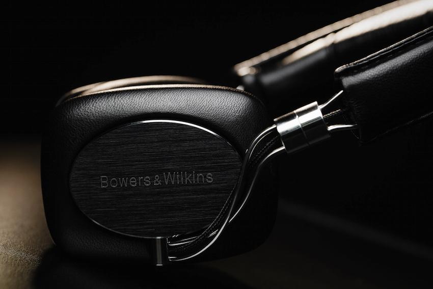 Leder, Metall. Leicht und bequem: Der B&W P5 Wireless offeriert das Beste aus allen Welten.