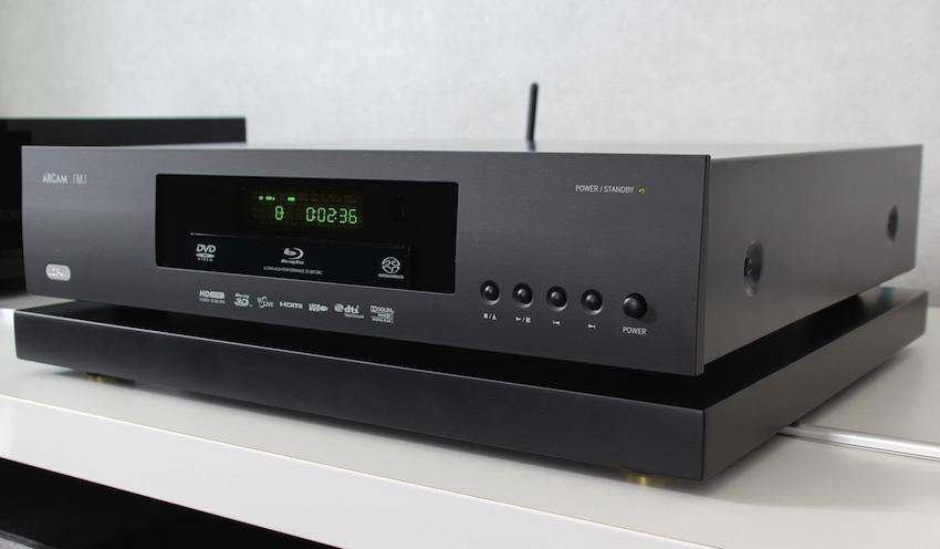 Besitzern mattschwarzer Arcam-Geräte dürfte die Sanctum besonders zusagen, denn farblich passt die Gerätebase perfekt zu den Modellen der britischen Audioschmiede.