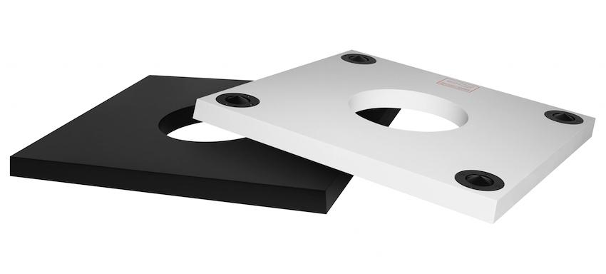 Das Sanctum von Blue Horizon ist in mattweisser und mattschwarzer Ausführung lieferbar.