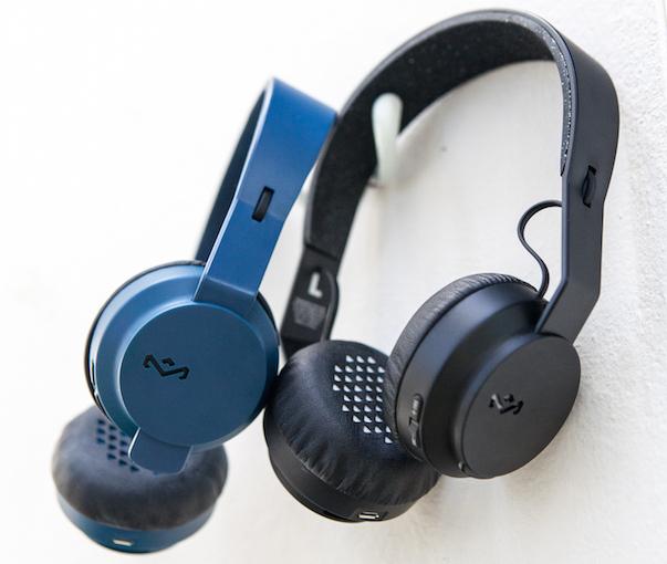 Wer auf minimalistisches Design steht, der wird den technisch anmutenden On Ear-Kopfhörer Rebel BT lieben.