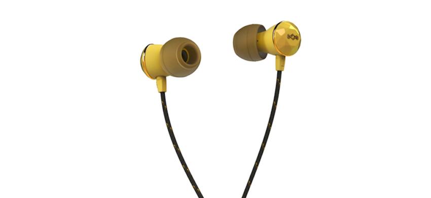 Wenn der Kopfhörer zum Ohrschmuck wird – bei Nesta, dem Neuzugang in der erfolgreichen JAMMIN-Kollektion von The House of Marley, ist dieser Effekt garantiert.