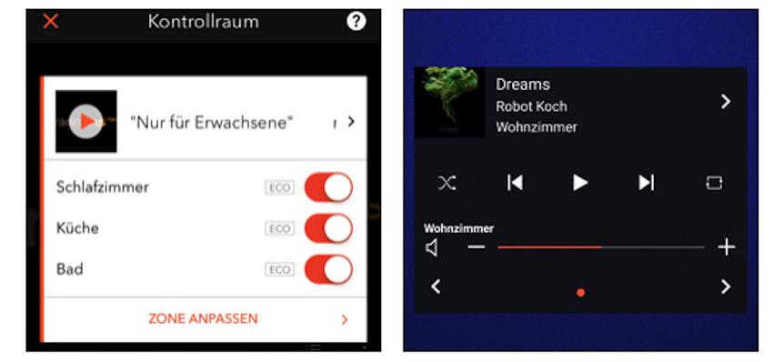 Lautsprecher lassen sich ab sofort per App ein- und ausschalten oder automatisch in einen Stromsparmodus versetzen