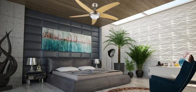Deckenventilator Klarstein Bolero – Perfekt fürs Schlafzimmer