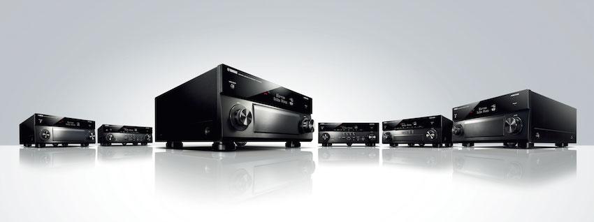 Yamaha präsentiert die AVENTAGE Modelle der RX-A60 Serie mit MusicCast Multiroom, Dolby Atmos, DTS:X und atemberaubendem Klang