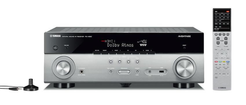 Durch ihre 4K Ultra-HD Verarbeitung bringen die AVENTAGE Receiver ein exzellentes Bild auf angeschlossene TV-Geräte und Projektoren.
