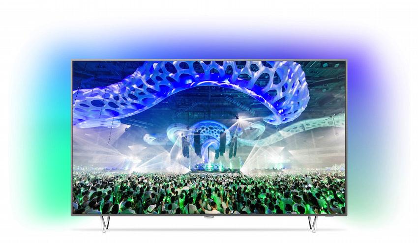 Philips UHD-TV 65PUS7601 mit Local Dimming-LED-Panel » lite