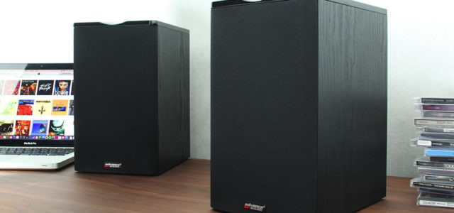 Aktivboxen Advance Acoustic Air 55 – kompakt, kräftig, komfortabel
