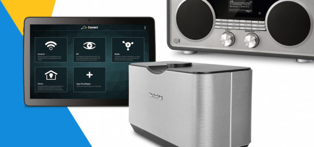 TechniSat kündigt neue vernetzte Lifestyle-Elektronik an