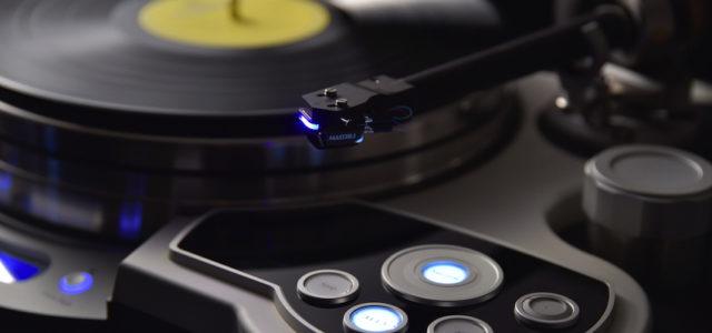 Optischer Licht-Tonabnehmer: DS Audio präsentiert sein Top-Modell Master 1