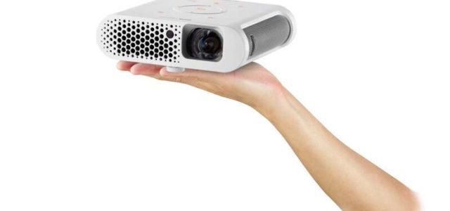 BenQ GS1: Kleiner Beamer, große Wirkung bei Video- und Foto-Spaß