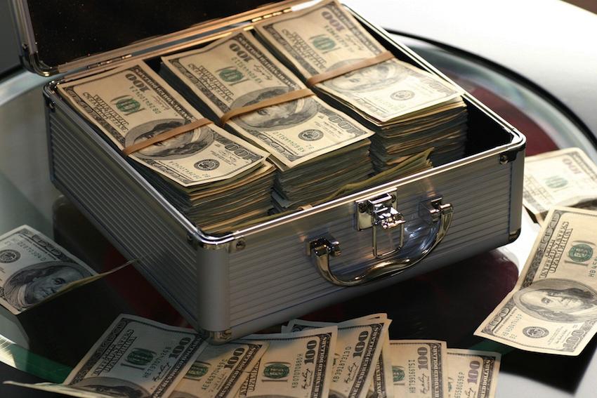 Natürlich hat der Trip nur ein Ziel: möglichst viel Geld zu scheffeln ...
