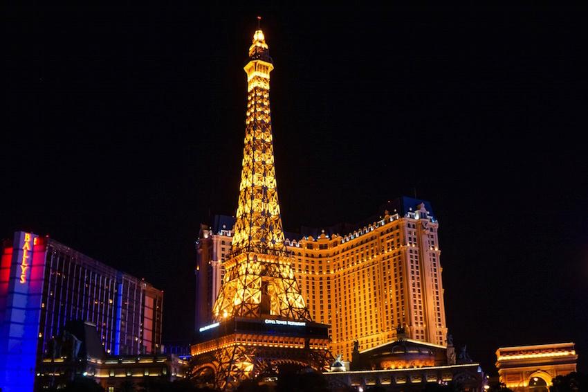"""Nach kurzer """"Einlernphase"""" zieht es die Studententruppe nach Las Vegas."""