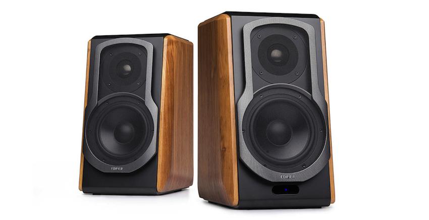 Mit dem neuen S1000DB präsentiert der Lautsprecherspezialist Edifier ein aktives 2.0 Soundsystem, welches selbst höchsten Ansprüchen genügt.