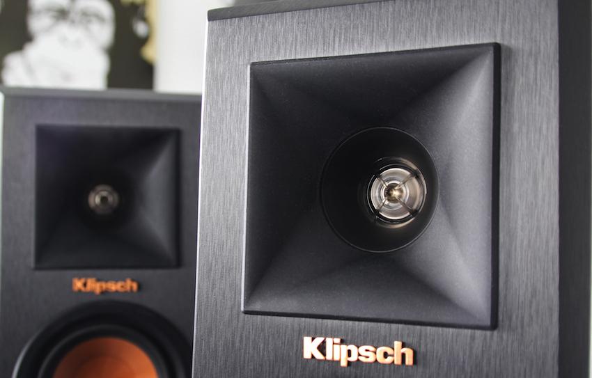 Markenzeichen: Selbstverständlich setzt Klitsch auch in diesem System auf sein inzwischen längst legendäres Tractrix-Horn.