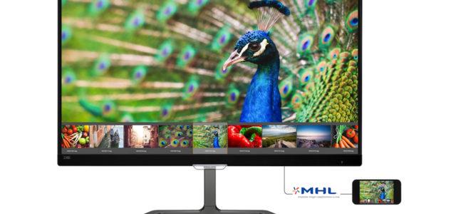Die neuen Philips UltraColor Monitore: Lebendige Farben und elegantes Design