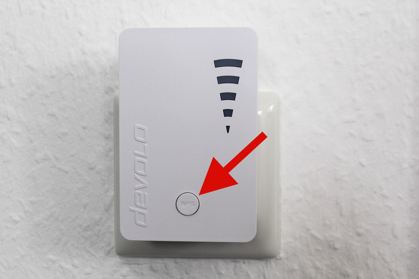 Devolo WiFi Repeater ac - kabelloser WLAN-Problemlöser für harte