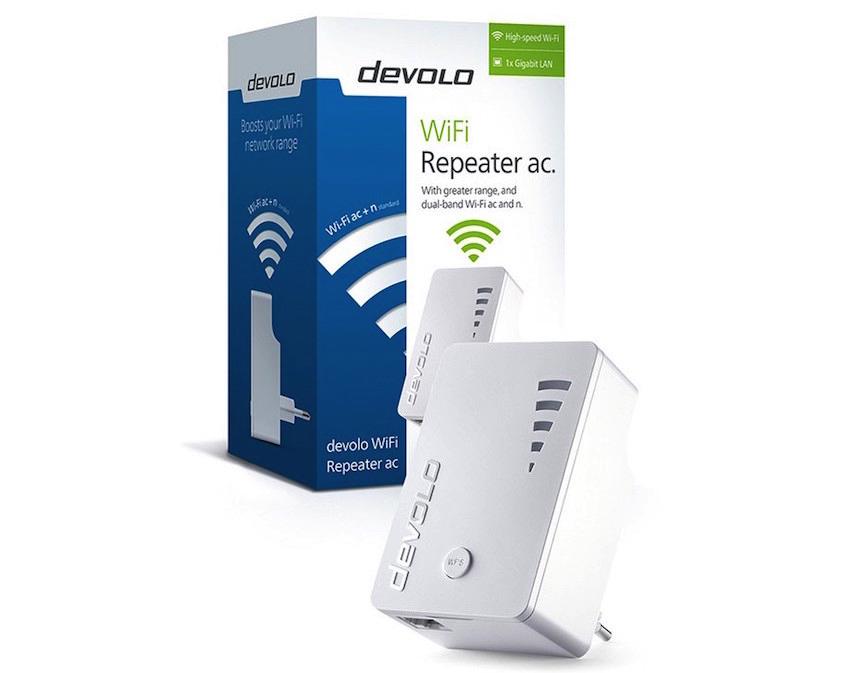 Nur diesen kleinen und kabellosen WiFi Repeater, mehr braucht es nicht, um die WLAN-Reichweite in den eigenen vier Wänden zu erhöhen - so verspricht es der Hersteller.