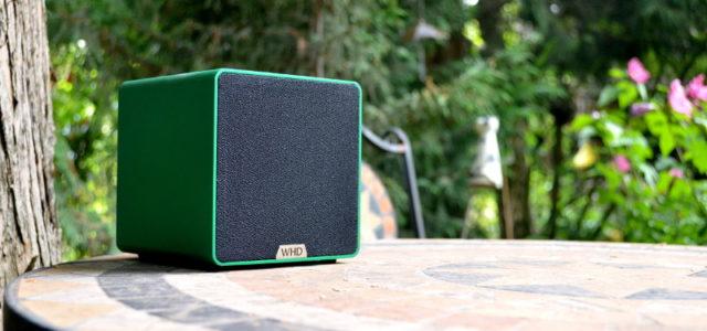WHD Qube2go – Der flexible Multiroom-Lautsprecher