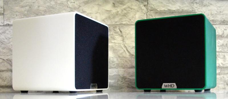 Der Qube2go ist auf Wunsch und für einen Aufpreis von ca. 50 Euro in so ziemlicher jeder Farbe zu haben.