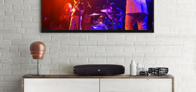 JBL Boost TV – Turbogang für den TV-Sound