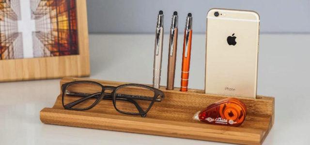 Für iPhone & Co.: Wedo erweitert Accessoire-Serie aus Bambus