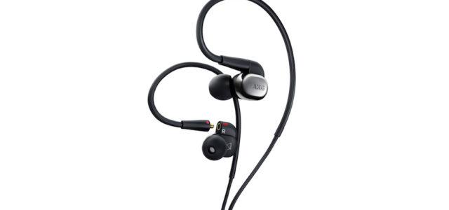 AKG stellt mit dem AKG N40 einen In-Ear-Kopfhörer der Premiumklasse vor