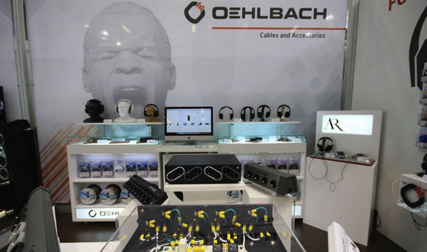 Oehlbach präsentiert Nachfolger des XXL DAC Ultra sowie weitere Messe-Highlights aus allen Unternehmensbereichen