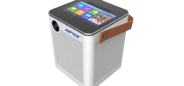 IFA 2016: Aiptek P800 – HD-Projektor mit integriertem 360° Soundsystem