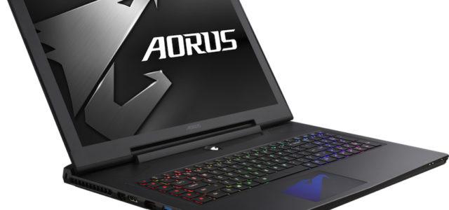 HighEnd-Gaming im schlanken Gewand: AORUS zeigt seine neue GTX 10-Serie