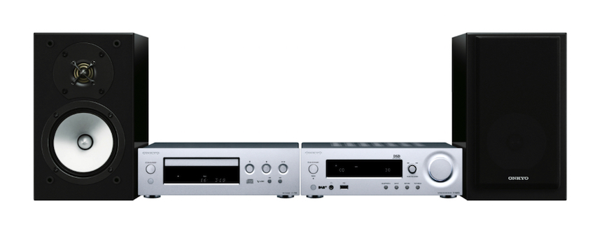 Kraftvoller Klang aus einem schön designten, kompakten Gehäuse – darauf verstehen sich alle drei neuen HiFi-Komponenten von Onkyo.