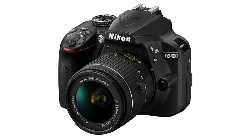 Mit dieser DX-Format-Spiegelreflexkamera ist es ganz einfach, qualitativ hochwertige Aufnahmen zu machen – und sie sofort zu teilen.