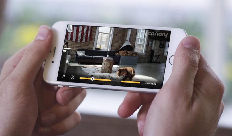 Die Canary App und verschiedene Betriebsmodi (Unterwegs, Zuhause und Nacht) ermöglicht eine einfache und individualisierte Verwendung ihres Geräts.