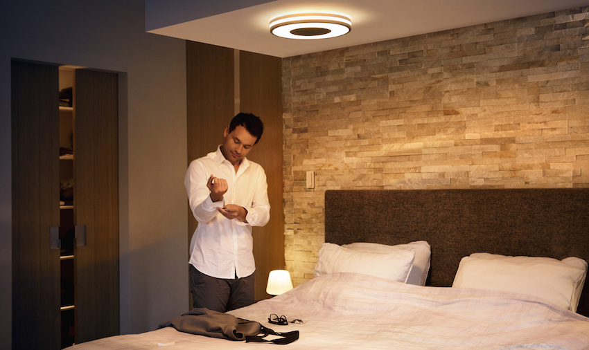 smart home philips hue bringt rund 30 neue leuchten und lampen lite das lifestyle technik. Black Bedroom Furniture Sets. Home Design Ideas