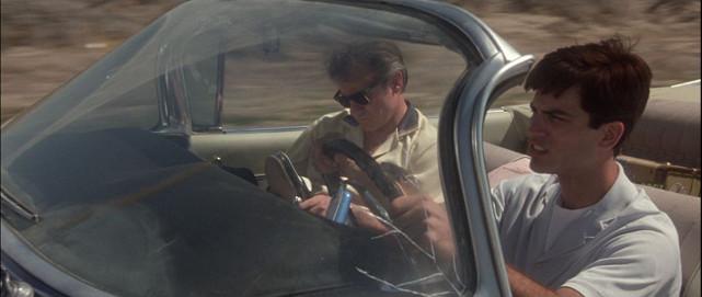 Nach dem Tod seiner Frau begibt sich Byron Gruman (Johnathon Schaech) auf einen Roadtrip durch die USA. (© Concorde Home Entertainment)