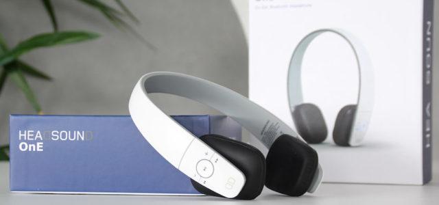 Bluetooth-Kopfhörer Headsound OnE – Visuell-akustische Harmonie im Einklang