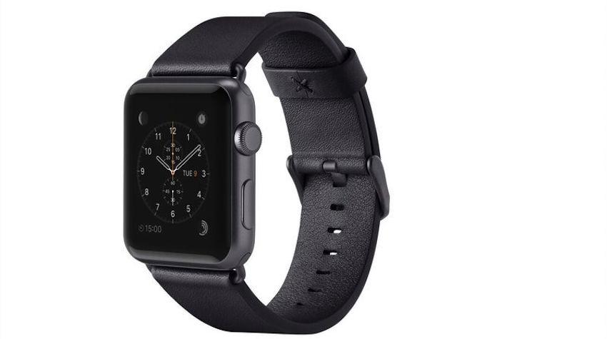 Die innovative Kollektion von Belkin umfasst Armbänder für die Apple Watch