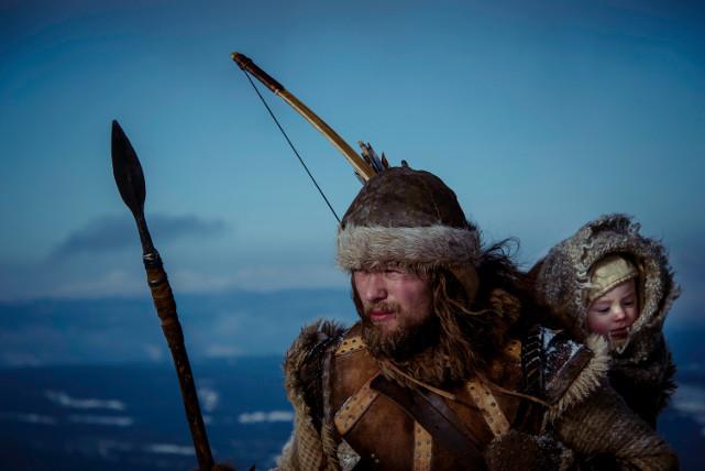 Skjervald (Jakob Oftebro) verfolgt dabei allerdings auch noch eine ganz persönliche Mission... (© Koch Films)