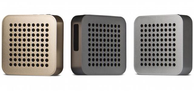 BLAUPUNKT zeigt smarten Design-Lautsprecher für iPhone-Fans