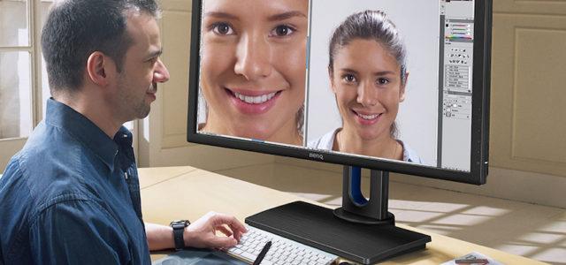 BenQ PD2700Q – 27 Zoll Monitor für Designer