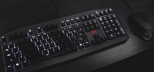Steigern Sie Ihr Spiel mit den neuen mechanischen Tastaturen von Trust Gaming
