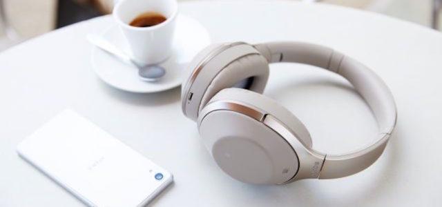 Neue kabellose Kopfhörer von Sony garantieren puren Musikgenuss