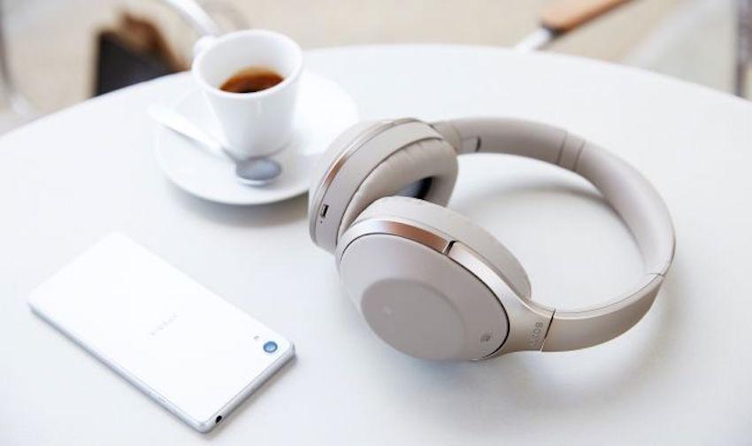 Der MDR-1000X ist das neue Premium-Modell unter den kabellosen Kopfhörern von Sony.