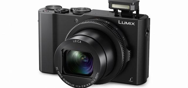 Panasonic LUMIX LX15: Kompakter Lichtriese