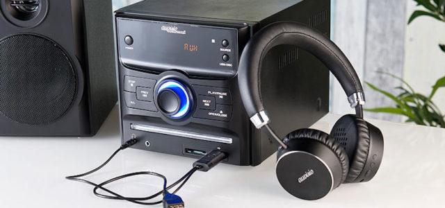 Pearl auvisio Bluetooth-3.0-Transmitter zum Senden von Audio-Signalen