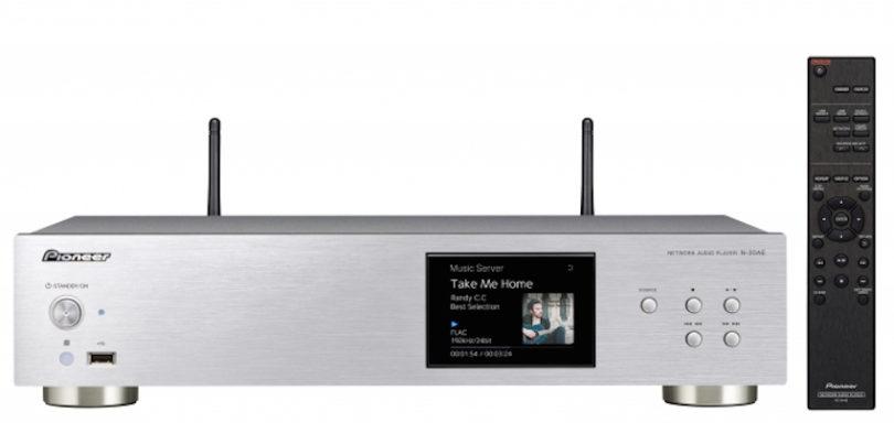 Mit dem N-30AE erweitert Pioneer sein Streaming-Programm: Der ab Oktober 2016 verfügbare Streamer soll Oberklasse-Komfort und ausgereiften Klang ins 500-Euro-Segment bringen.