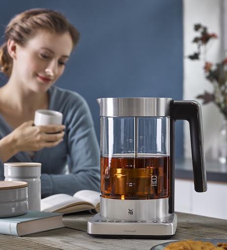 Bestens temperiert für den perfekten Tee